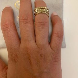Kendra Scott Gold Tucker Midi Ring